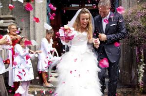 Foto uscita matrimonio